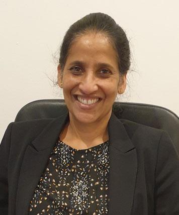 Dr Chrishanthie Edirisuriya